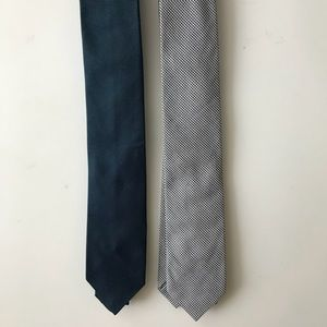 NWT Lot of 2 brooks brothers ties red fleece